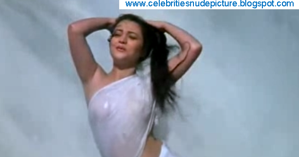 Mandakini Showing Her Boobs And Nipplevideo 77