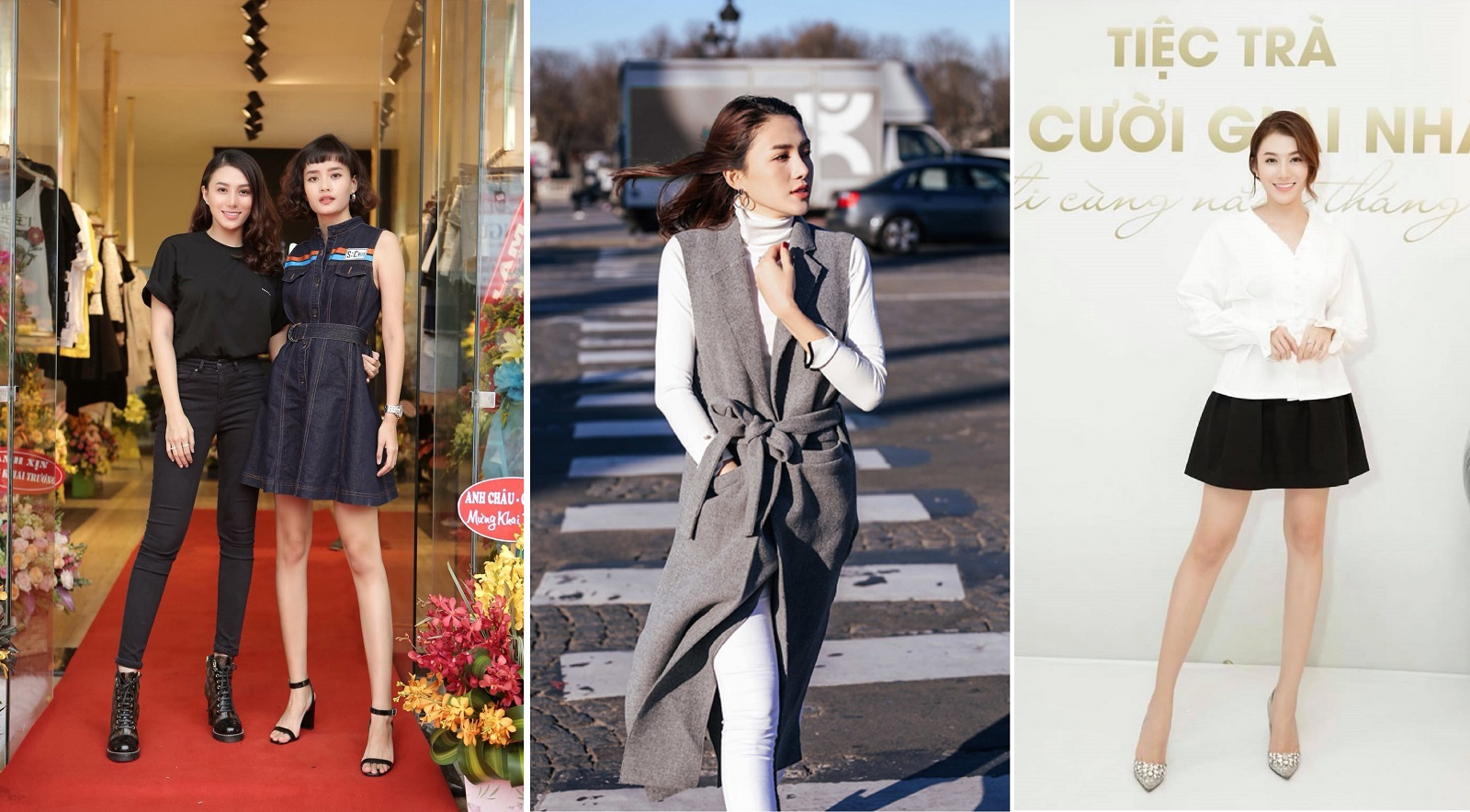 """Gia Lai: Chớp ngay cơ hội """"mua 2 tặng 1"""" tại shop thời trang của người mẫu Lê Hà"""