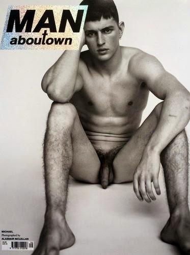 Nu masculino centerfolds magazine