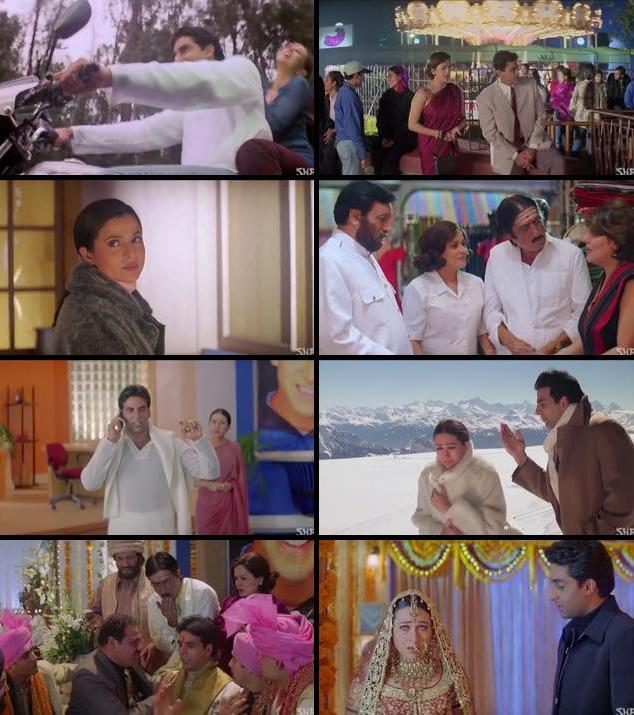 Haan Maine Bhi Pyaar Kiya 2002 Hindi 480p HDRip
