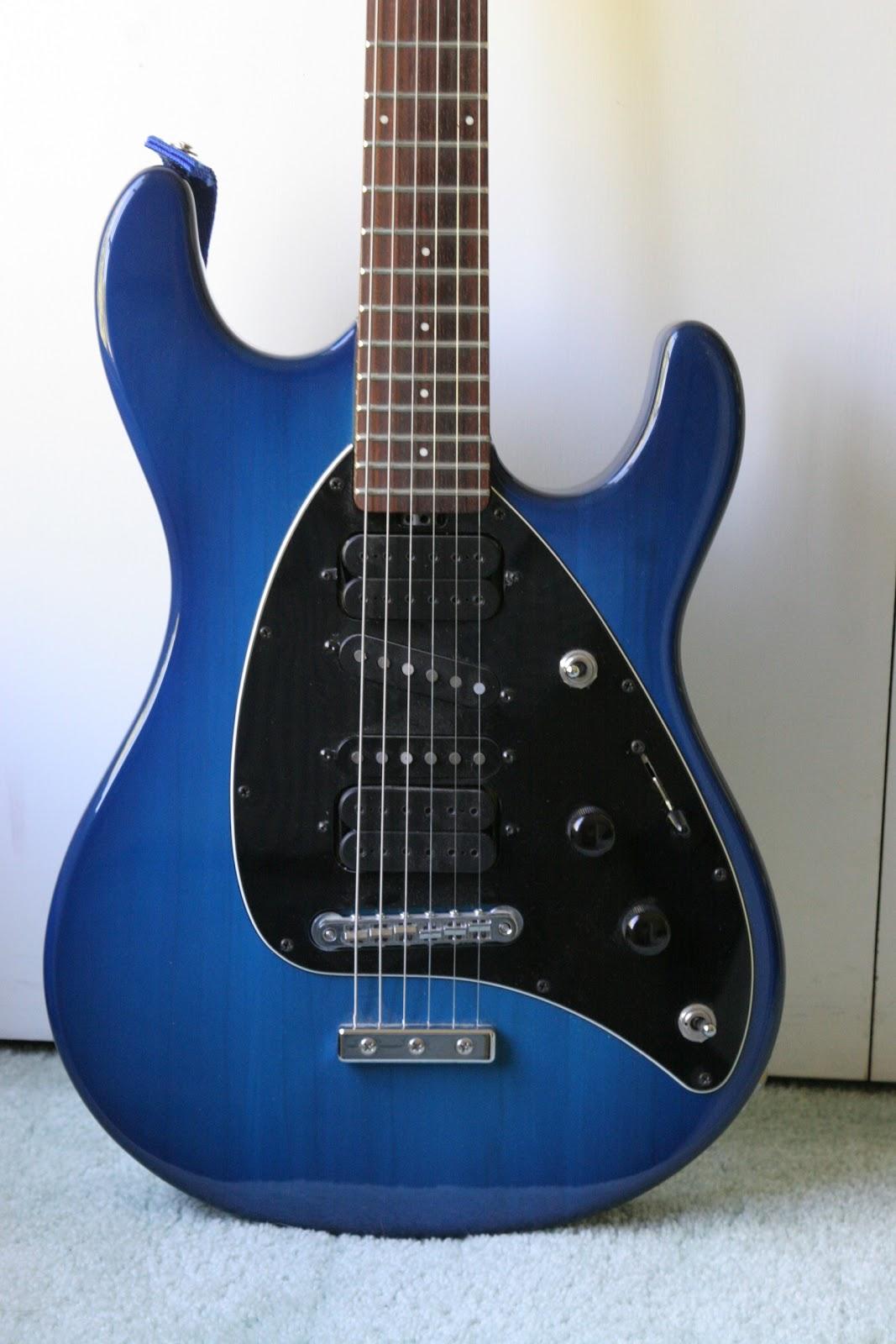 guitar industry trends and dynamics steve morse musicman guitar. Black Bedroom Furniture Sets. Home Design Ideas