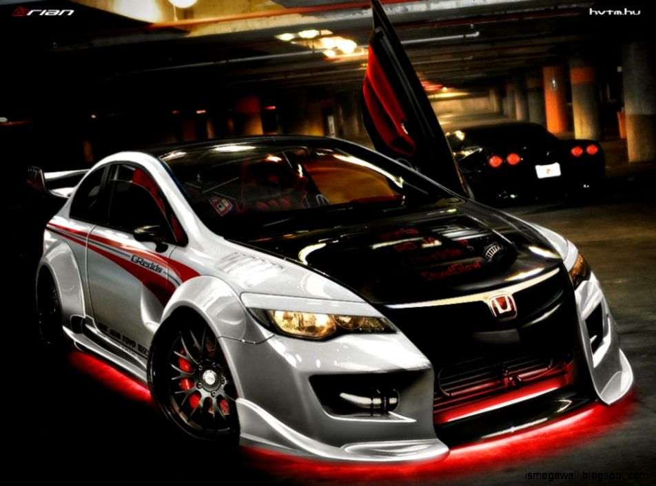 Indycar's newest pace car i. Honda Civic Type R Wallpapers Mega Wallpapers