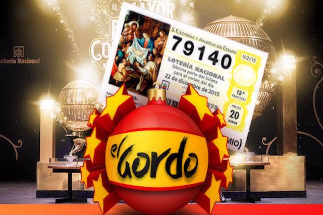 """""""Loteria de Navidad"""" - The El Gordo Xmas Draw"""
