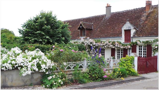 Visite Village Jardin Chedigny : De moi à vous ch� digny village class� quot jardin remarquable