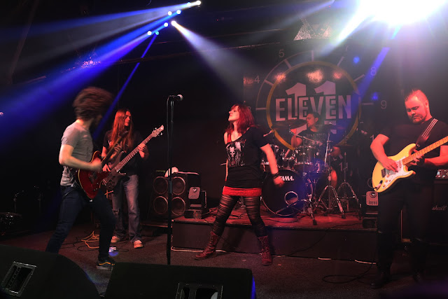 Gallows High at Eleven, Stoke-on-Trent