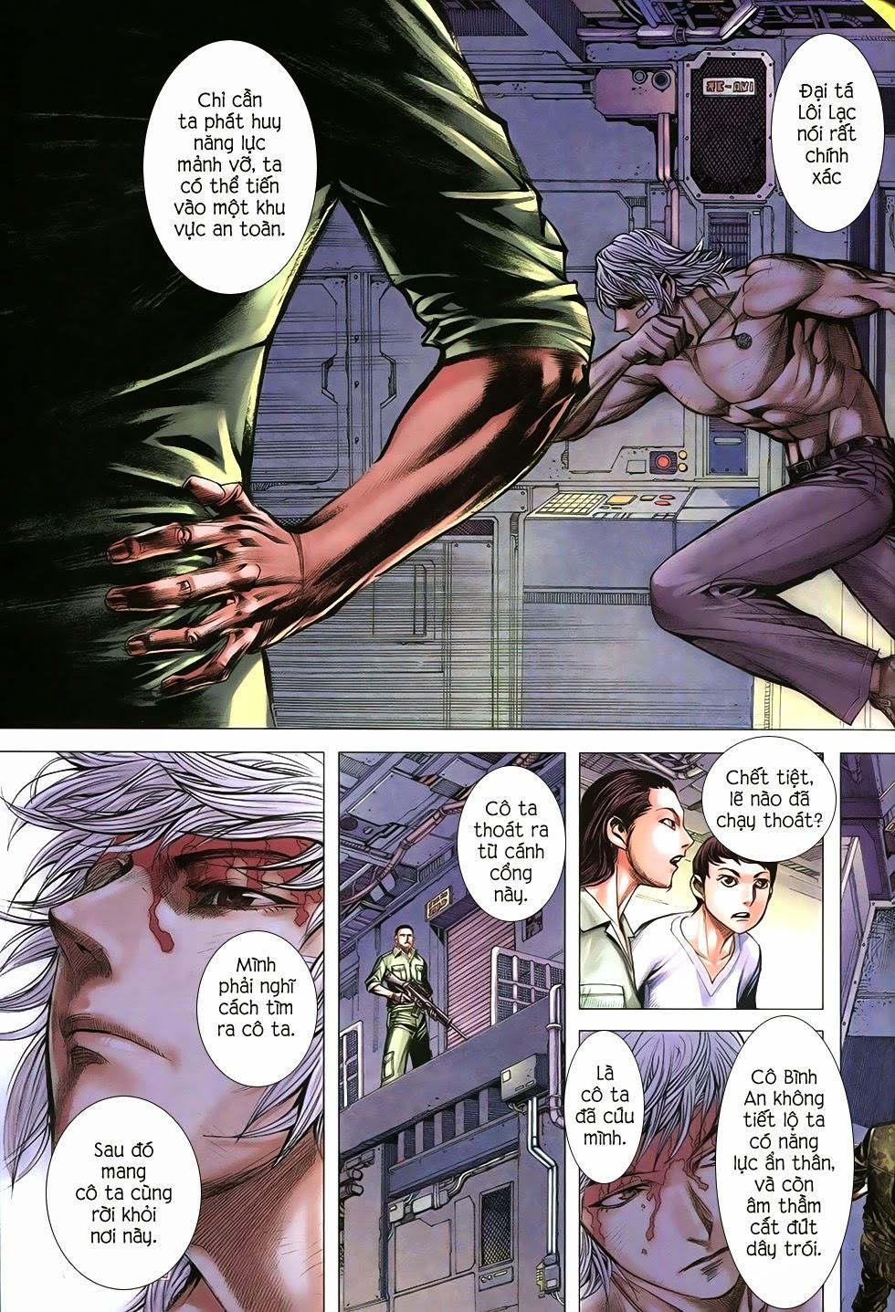 Đại Quân Phiệt chap 12 trang 29