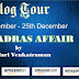 Blog Tour: The Madras Affair By Sundari Venkatraman