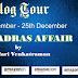 Blog Tour: The Madras Affair by Sundari Venkatraman