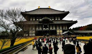 Objek Wisata Menarik di Nara Jepang