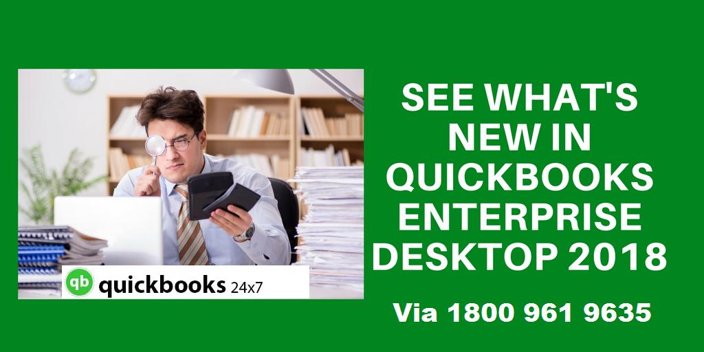 How QuickBooks Desktop Enterprise works As An Alternative To ERP?