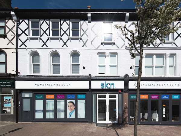 The New Sk:n Clinic In South Woodford, East London