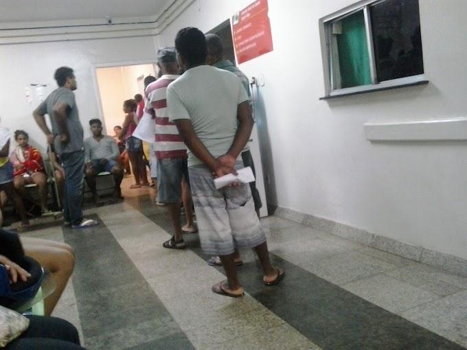 """""""Mesmo passando mau, sofremos também nas filas para receber aplique de injeção"""", lamenta paciente no HGM de Caxias"""