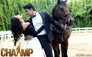 Chaamp Bengali Movie Image - Dev And Rukmini Maitra