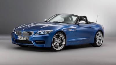 Kereta BMW Z4 2016