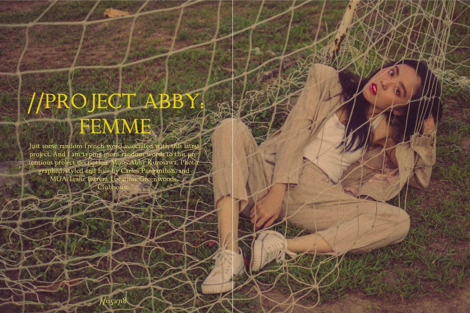 0527//Project Abby: Femme