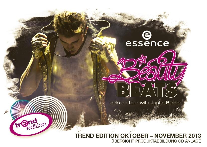 "ESSENCE ""Beauty Beats"" - edycja limitowana"