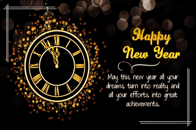 100+ Happy New Year Messages