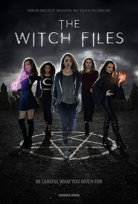 The Witch Files 2018 Custom HD Sub