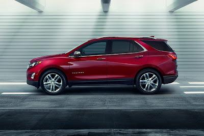 Chevrolet Equinox 2018 Concept, Review, Specs, Price