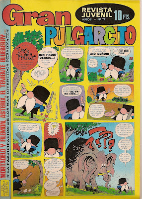 Don Polillo, Gran Pulgarcito nº 71 (1 de juni de 1970)