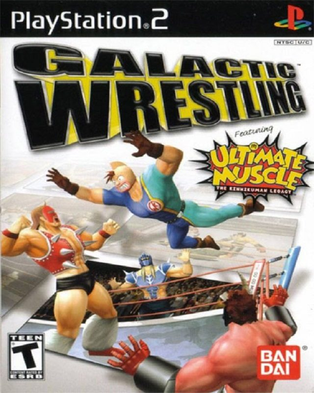 Galactic Wrestling: Featuring Ultimate Muscle (USA) PS2 ISO