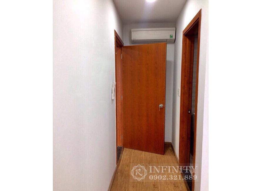 Bán căn hộ Everrich Infinity nội thất cơ bản - lối vào 2 phòng ngủ