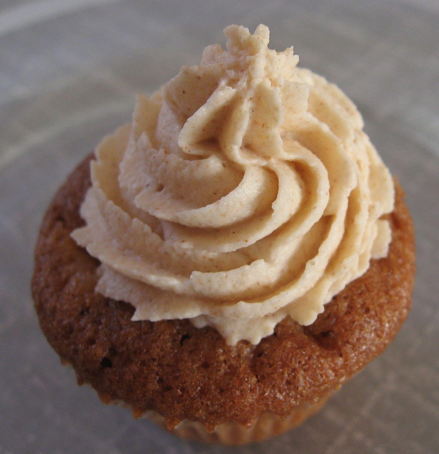 Kate, Küche und mehr...: Apfel-Zimt-Mini-Cupcakes