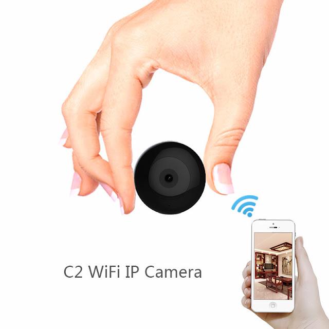 Camera ngụy trang WinTech IP WIFI BOME Độ phân giải 2.0 MP
