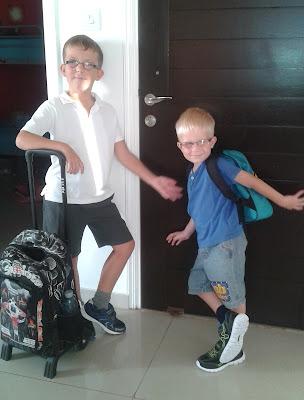 Starting Cyprus school