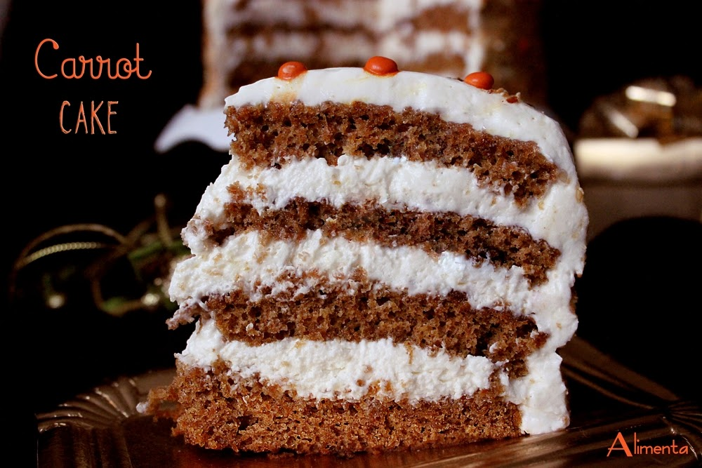 Anna Olson Carrot Cake Recipe Video