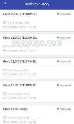 Celengan : Aplikasi Pulsa Gratis Untuk Android