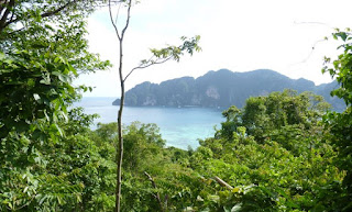 Koh Phi Phi, camino de Long Beach a Phi Phi View Point.