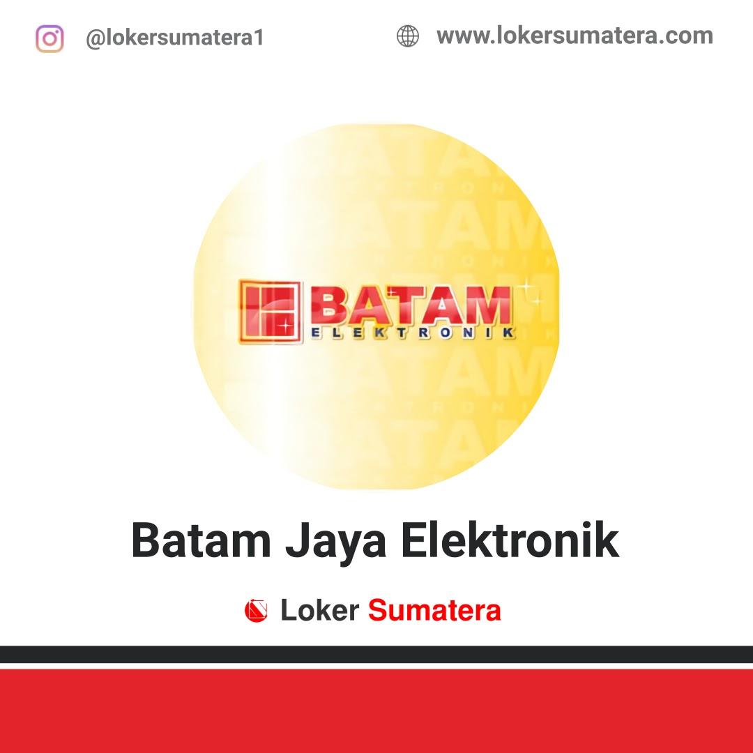 Lowongan Kerja Pekanbaru: PT Batam Jaya Elektronik Januari 2021