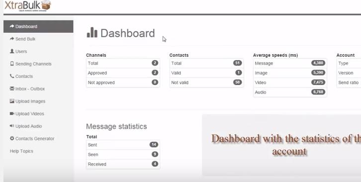 XtraBulk Whats App Bulk Sender Software Full Cracked