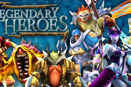Legendary Heroes MOBA v3.0.24 Mod Apk (Unlimited Coins+Crystals)