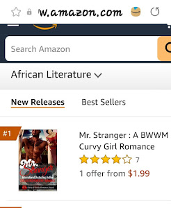 (*•.¸¸.•*´)MY░HOT🔥🔥🔥🔥░NEW░🔥🔥🔥🔥RELEASE🔮🔮Mr. Stranger is Amazon #1 New Release(*•.¸¸.•*´)
