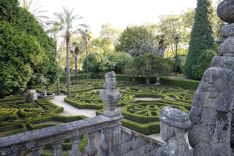 Marzua jardines italianos o jardines renacentistas for Decoracion de parques y jardines