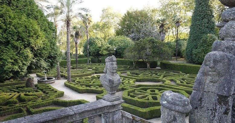 Marzua jardines italianos o jardines renacentistas for Jardines italianos