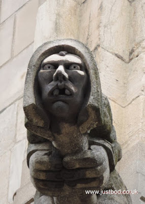 Gargoyle/Grotesque York Minster
