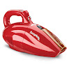 Dirt Devil SD20005RED Scorpion Quick Flip Corded Bagless Handheld Vacuum, Red