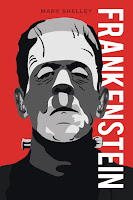 Frankenstein by Mary Shelley book cover and review
