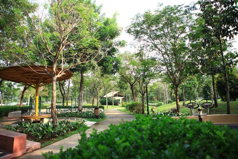 Liền kề Gamuda Garden giai đoạn 2