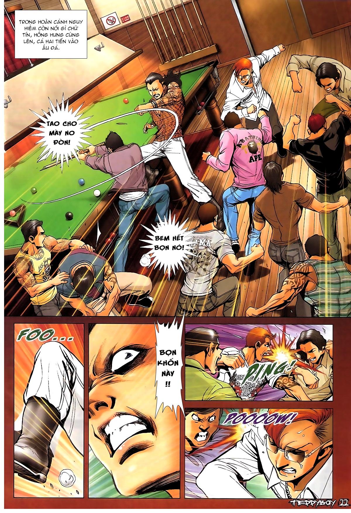 Người Trong Giang Hồ - Chapter 1328: Rắc rối - Pic 17