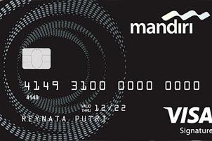 Apply Kartu Kredit Bank Mandiri: Bandingkan Semua Jenis Kartu!