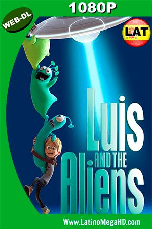 Luis y los Aliens (2018) Latino HD WEB-DL 1080P ()
