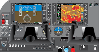aircraft Instruments system
