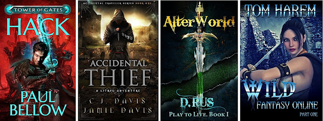 Image: Click for Top 100 Free Fantasy Gaming Ebooks