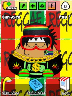 Pou Reggae [ Pou Maconheiro | Dinheiro Infinito | Atualizado ]