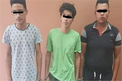 والد محمود البنا, تفاصيل مكامة تهديد, راجح, قبل الجريمة, لو راجل انزلى,