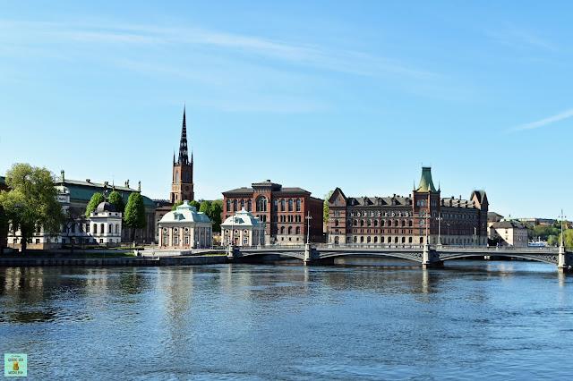 isla de Norrmalm, Estocolmo